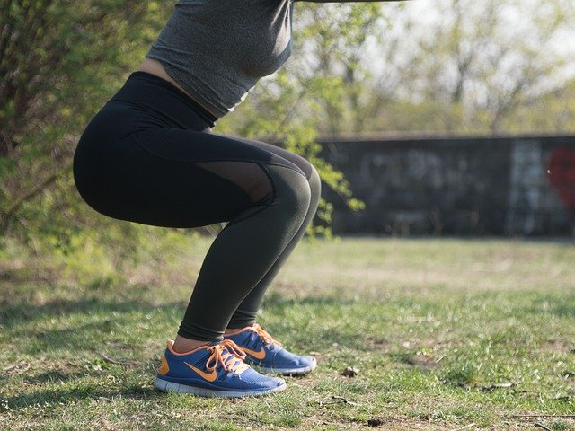 Exercise of the month: squats